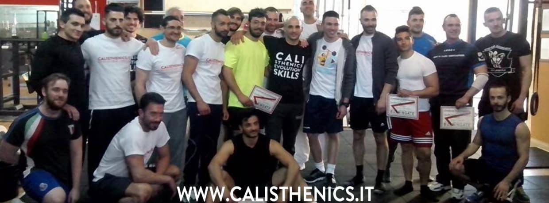 corso calisthenics base bari