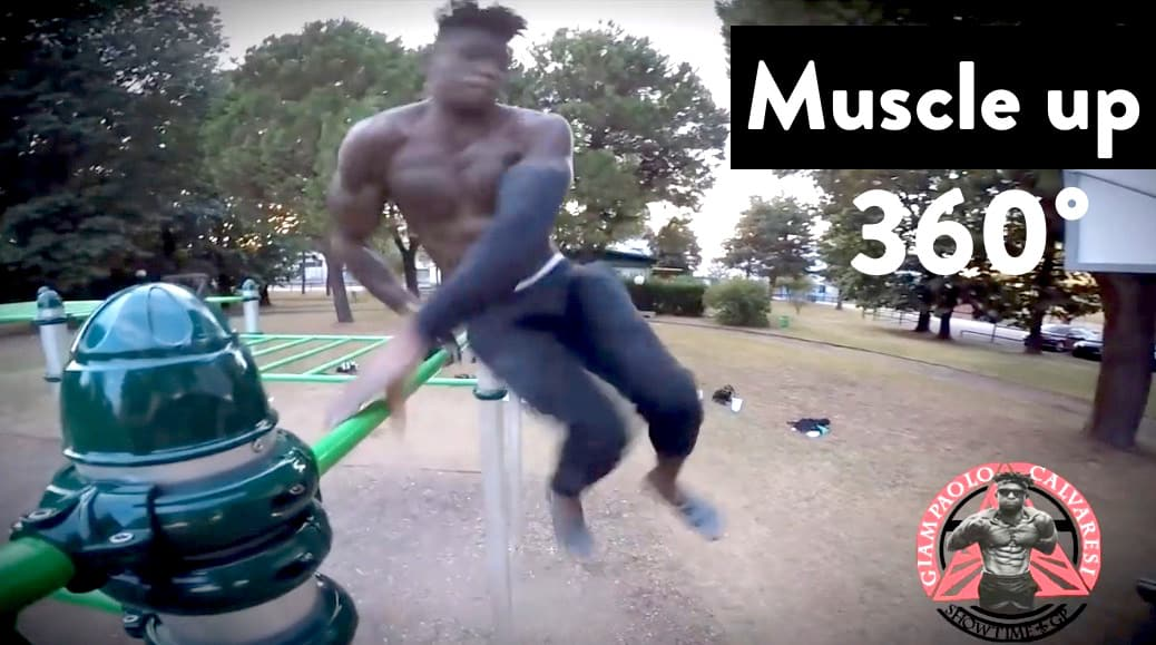 MUSCLE UP 360° TUTORIAL – PURO FREESTYLE